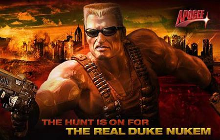 ¿Quieres ser tú el próximo 'Duke Nukem' y viajar por todo el mundo?