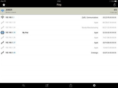 Fing, escanea toda tu red para ver qué dispositivos están conectados (iOS)