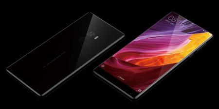 Mi Mix es el teléfono del futuro con el que nos sorprenden Xiaomi y Philippe Starck: 6,4 pulgadas sin marcos