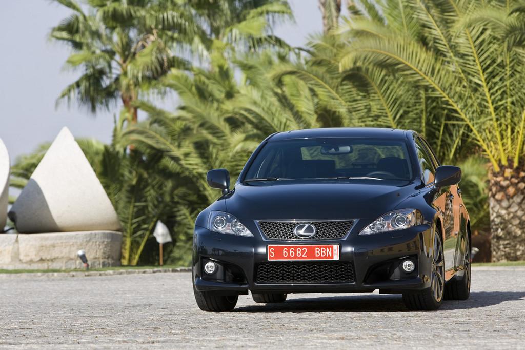 Foto de Lexus IS-F (20/111)