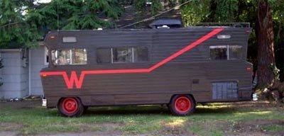 """Caravana estilo """"El equipo A"""" a la venta en eBay"""