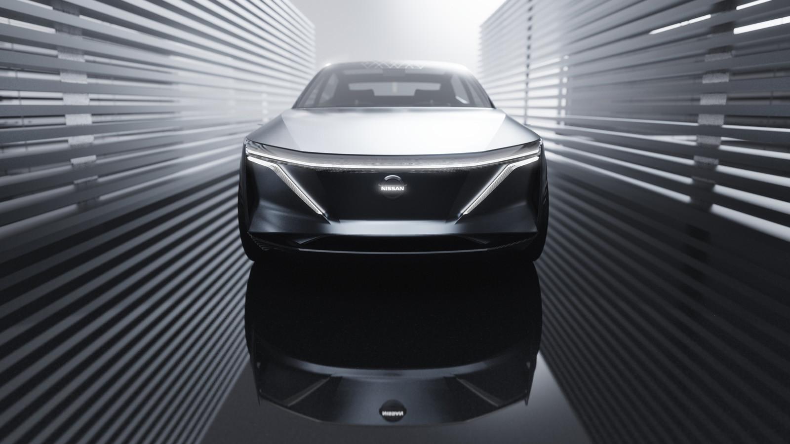 Foto de Nissan IMs EV Sports Sedan concept (5/31)