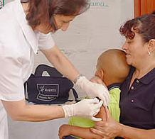 Vacuna gratis contra la meningitis en Murcia