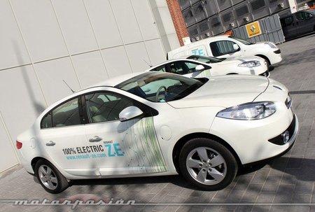 Coches electricos de Renault