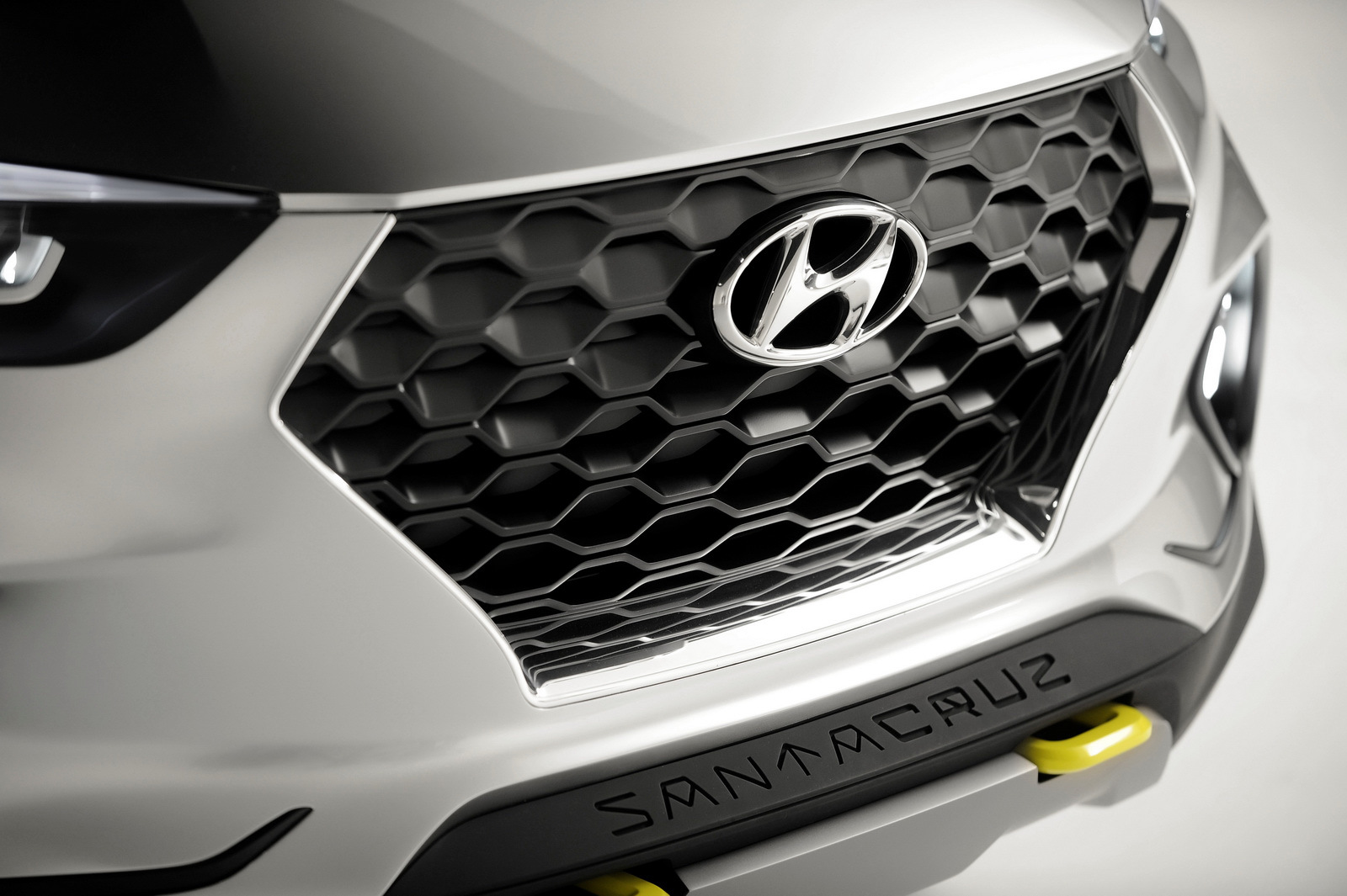 Foto de Hyundai Santa Cruz Crossover Truck Concept (8/12)