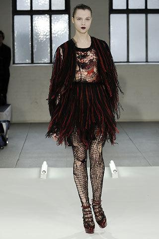 Foto de Rodarte en la Semana de la Moda de Nueva York otoño-invierno 2008/09 (10/18)