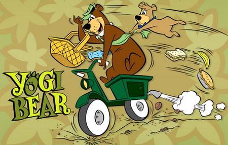 El oso Yogui al cine