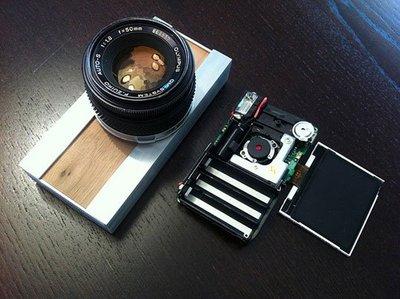 Lomo digital: un ejemplo de bricolaje fotográfico