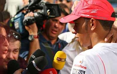 """Hamilton: """"Puedo ser tan agresivo como Alonso"""""""