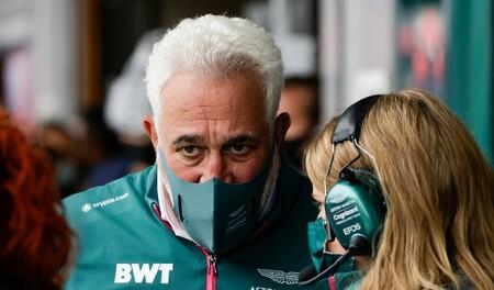 Lawrence Stroll F1 2021