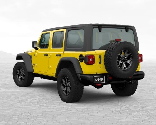 Foto de Jeep Wrangler Rubicon Xtreme-Trail Rated 2020 (2/9)