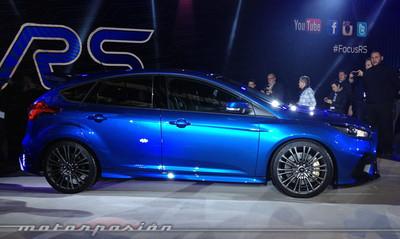 Ford Focus RS 2015: primeras impresiones mientras repasamos la gama RS de Ford