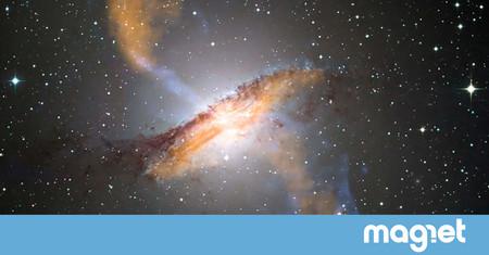 """Radiogalaxias: las """"bestias"""" misteriosas y llenas de secretos del universo"""