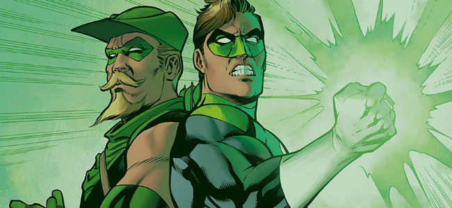 Green Lantern Comic 2