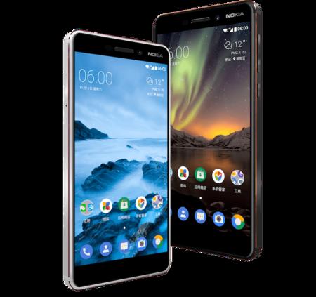Nokia 6 2 Software Optimised