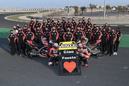 Fausto Aprilia Motogp 2021