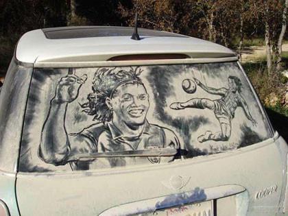 Más Dust Art de Scott Wade