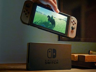 Los rumores de la potencia del Nintendo Switch apuntan que no sería más potente que un PS4