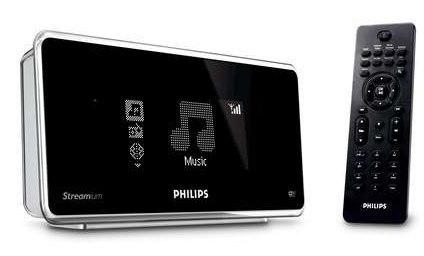 Philips Streamium NP1100, con la música a cualquier parte