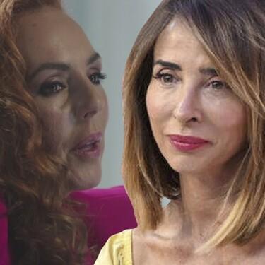 La contundente respuesta en directo de María Patiño tras ser acusada por Rocío Carrasco de haber silenciado las infidelidades de Antonio David Flores