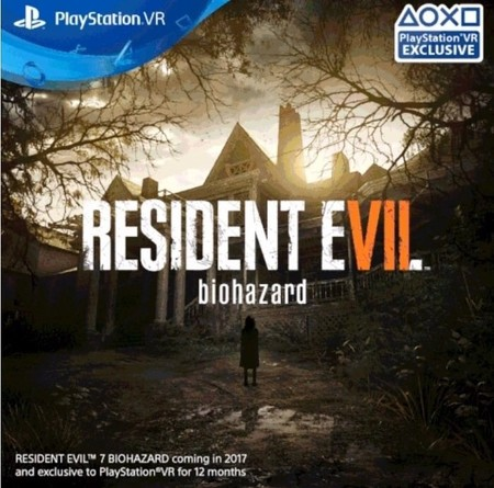 Resident Evil 7 Playstation Exclusive