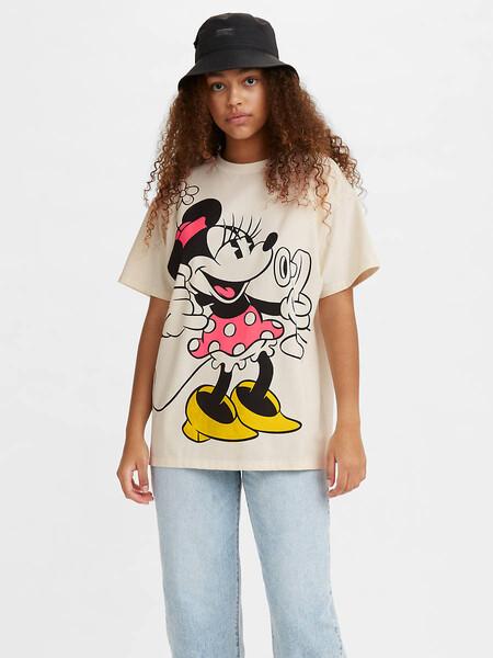 Levi S R X Disney Unisex Minnie Tee