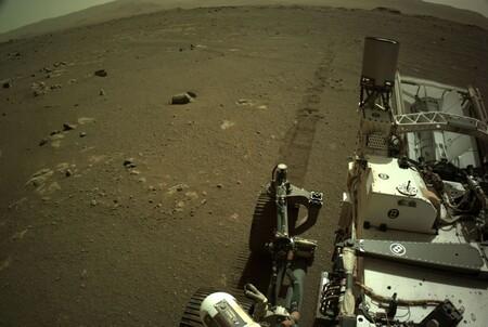 Rover Perseverance Nasa Marte