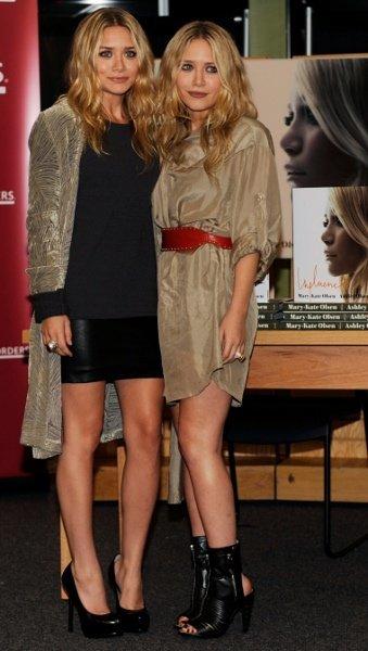Los indispensables de belleza de las hermanas Olsen
