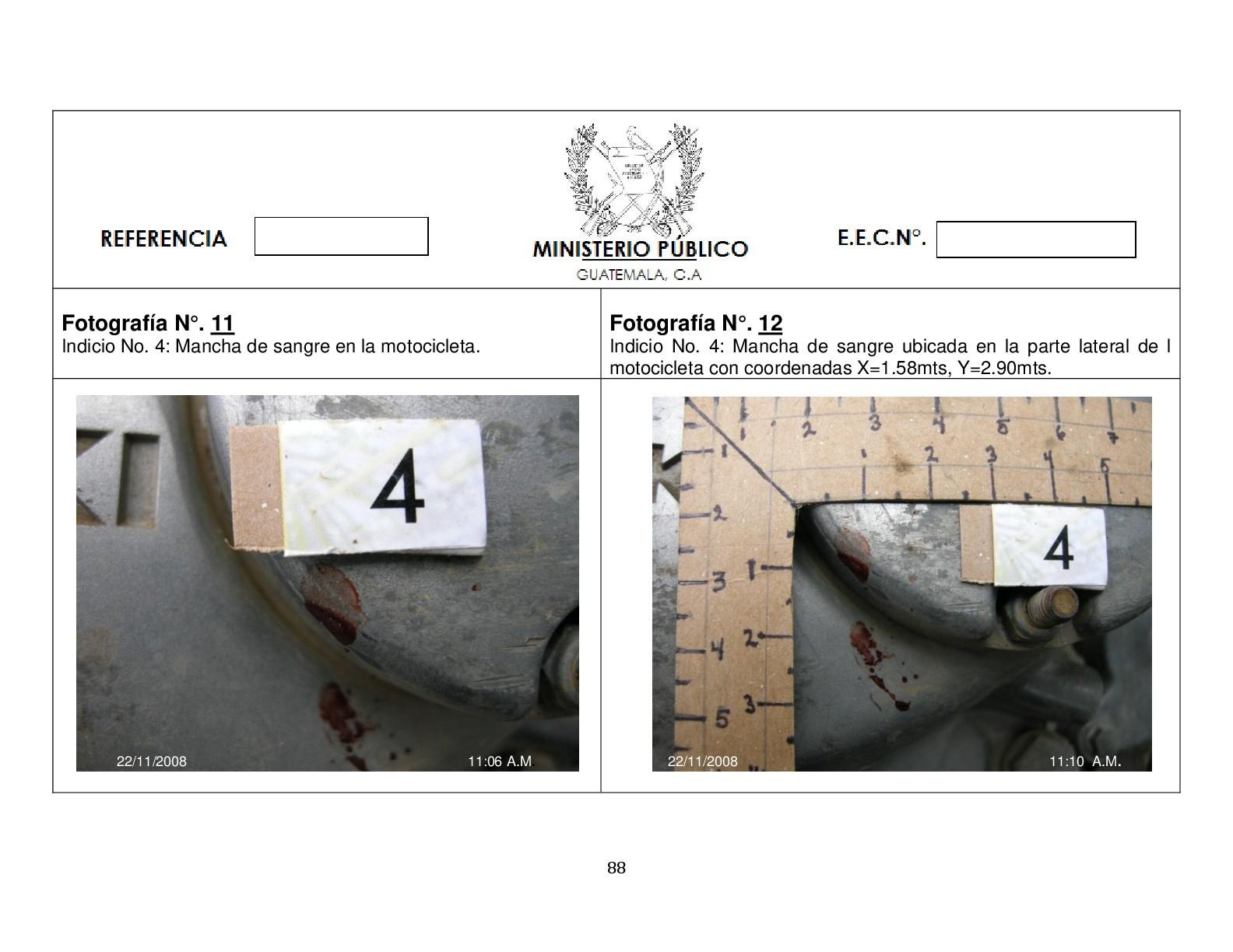 Foto de Simulación balacera contra motorista (6/12)