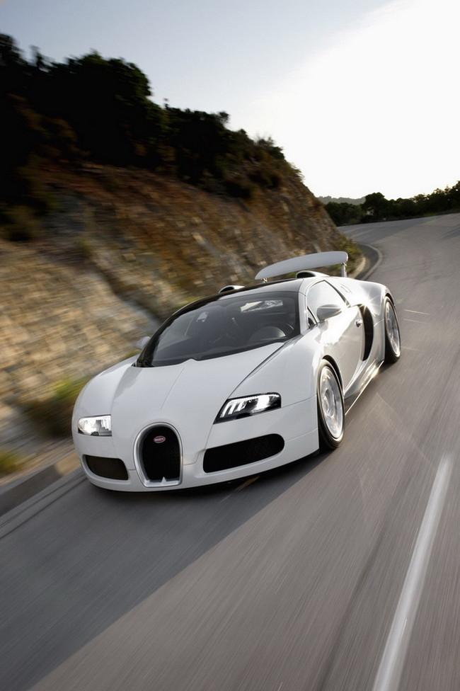 Foto de Bugatti Veyron Grand Sport (27/29)