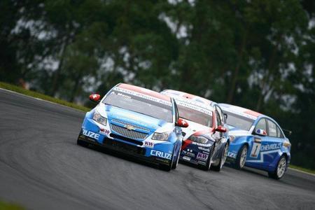 Doblete de Chevrolet en Curitiba