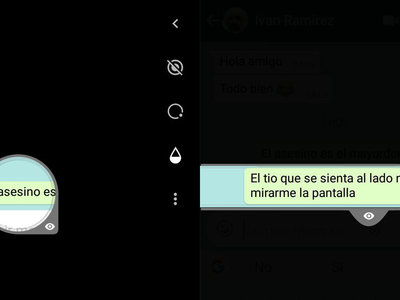 Privacy Shade es la app de BlackBerry para evitar que te espíen la pantalla