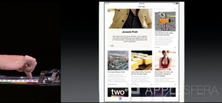 Apple News es la nueva app de Noticias que sustituye a Quiosco