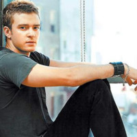 Justin Timberlake imagen de Givenchy