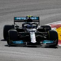 Lewis Hamilton es el más rápido en Turquía pero Valtteri Bottas saldrá desde la pole delante de Max Verstappen
