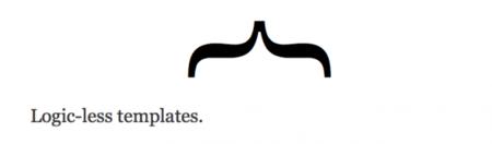 Mustache, mágicas plantillas para pintar HTML desde el cliente sin lógica