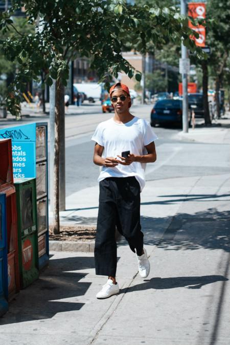 El mejor street style de la semana mucho mejor a la sombra for Thousand yard style