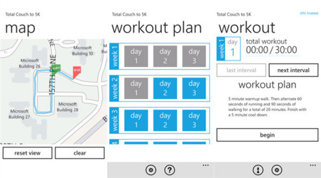 Aplicaciones de Running en Windows Phone - 5