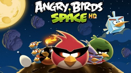 Angry Birds Space llega a los 50 millones de descargas en 35 días