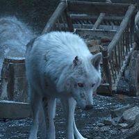 'Juego de Tronos' 8x04: el director culpa al CGI en la fría escena de despedida de Jon y Fantasma