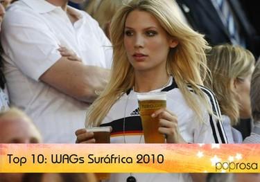 Top 10: WAGs del Mundial de Suráfrica