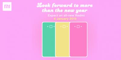 Xiaomi nos confirma que el 4 de enero presentará un nuevo Redmi