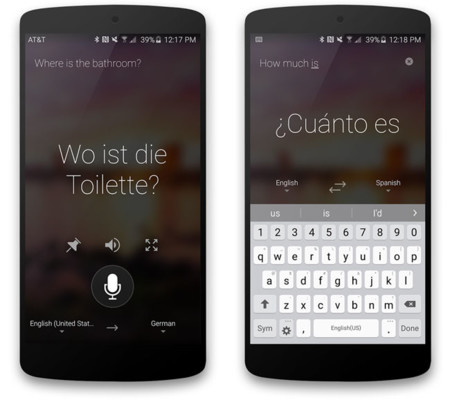 Microsoft Translator Android