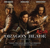 'Dragon Blade', tráiler y cartel de la superproducción china