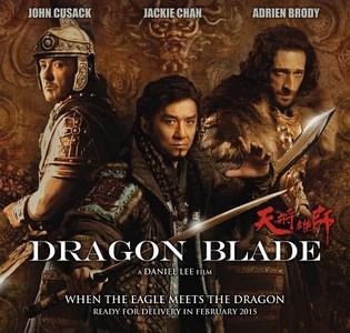 'Dragon Blade', tráiler y cartel de la superproducción china