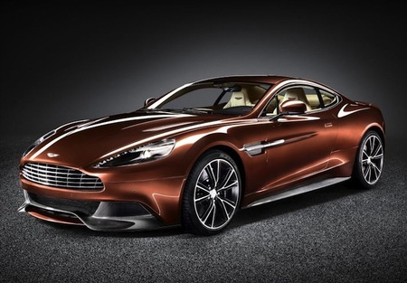 Bang & Olufsen diseña unos altavoces para el nuevo Aston Martin