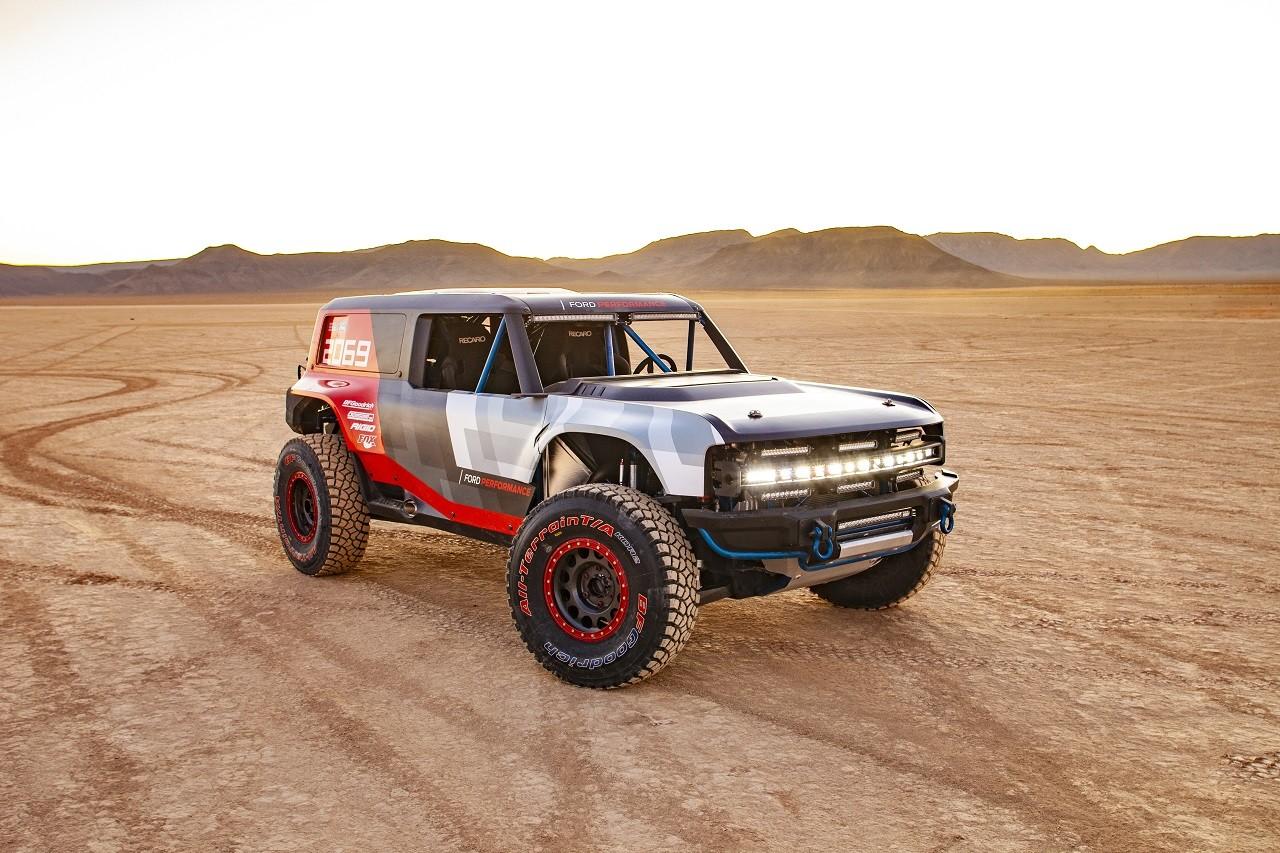 Foto de Ford Bronco R (1/13)