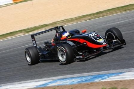 Roberto Merhi sigue abriendo bocas en la F3 Euroseries