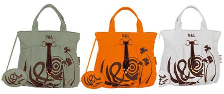 Bolsos de playa de Victorio&Lucchino