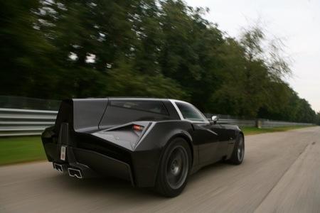Spada Vetture Sport Codatronca TS, qué bonito es redescubrir coches